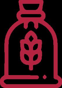 Icone sac de blé