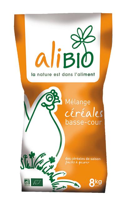 aliment céréales basse cour Alibio Novial
