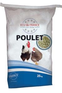 Aliment poulet Ecu de France Novial